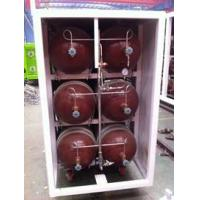 Buy cheap 50L - 200L Type 2 Glass Fiber CNG Storage Tanks For Compressed Natural Gas from wholesalers