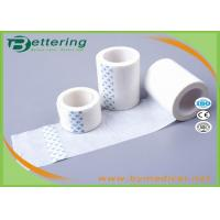 Cheap Surgical tape non woven micropore adhesive tape porous paper tape nonwoven adhesive plaster for sale