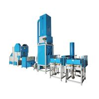 Quality High Efficiency CNC Pillow Filling Line With Weight System Support By SIEMENS wholesale