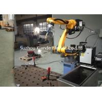 Cheap Automatic copper Welding robot arm/robotic welding machine tig mig welding for sale