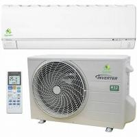 Cheap Low Voltage Inverter Split Air Conditioner Wall / Window Mounted Easy To Check for sale