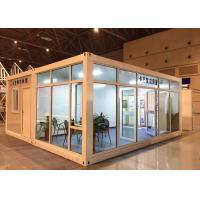 Cheap Safe Comfortable Pre Built Container Homes As Conference Room / Reception Office for sale