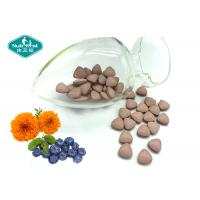 Quality Natural Lutein 20mg with Zeaxanthin and Blueberry Chewable Talets Vision Support wholesale