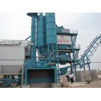 Cheap 0.8% Bitumen Metering Accuracy Asphalt Mixing Plant With 180tph Drying Capacity for sale