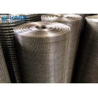 China Electric Galvanized Pvc Coated Wire Mesh Roll Strong Adhesion 0.3mm-4mm Diameter on sale