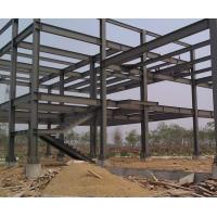 Fire Proof Multi Storey Steel Commercial Buildings Flexible For Shopping Centers Easy Erection
