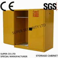 Quality Hazardous Flammable Storage Cabinet in labs, minel, stock, chemical company wholesale