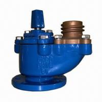 Buy cheap Fire Hydrant, Made of Ductile Iron, Meets BS 750 Standard  from wholesalers