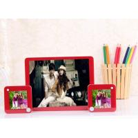 Cheap Red acrylic 8x10 photo frame for sale