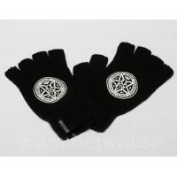 China Full Finger Winter Cycling Mechanic Gloves For Shock Proof ZMR588 on sale