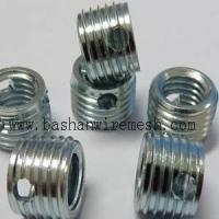 Cheap Attractive in Price and Quality Slotted Self-tapping threaded inserts for sale