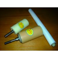 Conveyor Vertical Guide Rollers For Return Belts Made Of UHMW-PE Without Tearing for sale