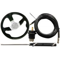 Cheap Inboard Marine Steering Kit , Hydraulic Steering Kit For Main Engine for sale