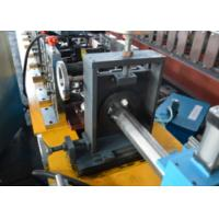 Cheap Shutter door Octagon Steel Tube Pipe Metal Roll Forming Machine with PLC for sale