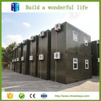 Cheap Shipping container hotel room prefab modular house large portable buildings supplier for sale