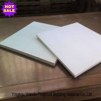 China Supply Popular Fireproof Magnesium Board, Mgo Wall Sheet, Fiber Glass Magnesium Board on sale