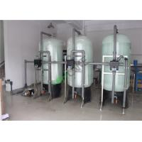 Cheap Single Reverse Osmosis Water Purification Equipment , 5 TPH Water Purifying Plant for sale