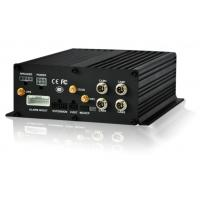 Quality G-Sensor H.264 Wireless Vehicle 4 CH Mobile DVR with free CMS software Realtime wholesale
