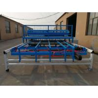 Buy cheap PLC Panasonic Steel Grid Welding Machine For Width of Mesh 3000mm from wholesalers