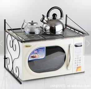 China Microwave oven rack,plate  display rack,dish racks on sale
