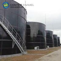 Cheap Smooth Bolted Steel Tanks For Farm Agriculture Water Storage 30 Years Service Life for sale