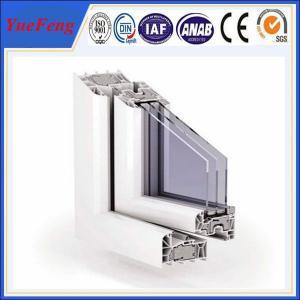Cheap New! Price aluminium window type of aluminium profile for windows for sale