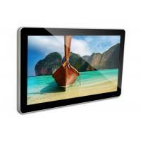 China Commercial 43 Inch Wall Mount Digital Signage Wifi / 3G / Android / Internet  Ad Media Player on sale