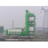 Cheap 1800kg / H Fuel Injection Asphalt Batching Plant Equipment Bin Bottom Storage For Land - Saving wholesale