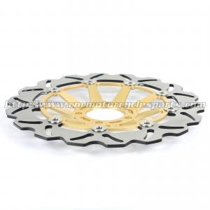 Buy cheap 300mm Motorcycle Brake Disc Braking Disc Brakes GSXR 750 CNC Billet Aluminum from wholesalers