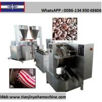 Cheap HYT-520 Double Color Fancy Hard Candy Production Line for sale