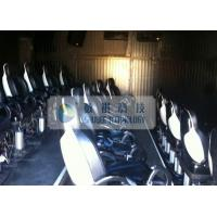 Cheap 20 Sets Individual / VIP Motion Chairs 5D Movie Theater , Special Effects for sale