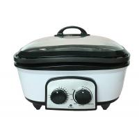 Cheap Non Stick Electric Multi Cooker Heat Resistant Cooking Body Large Capacity for sale