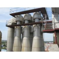 Cheap High Efficiency Cyclone Dust Collector / Bag Industrial Dust Removal Machine for sale