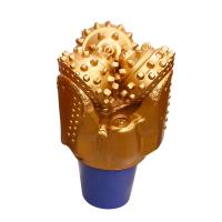 Cheap 9-7/8 IADC617 Milling Tooth Tricone Drill Bits , Reamer Bit For Oil Well Drilling for sale