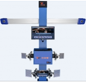 "Cheap ECM 32"" LCD 24'' Rim 3D Wheel Alignment Equipment for sale"