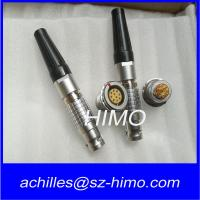 LEMO male to female cable connector