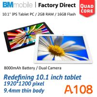 China 10.1inch tablet pc with Allwinner A31 Quad core HDMI WIFI bluetooth Andriod tablet on sale