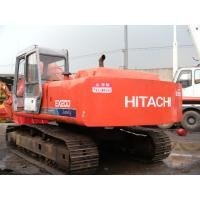 Cheap Used Hitachi EX200-1 Used Earthmoving Equipment  20 Ton 0.8cbm Capacity  9321 Hours wholesale