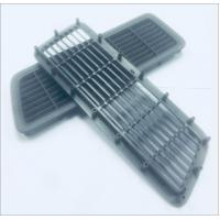 Buy cheap Plastic part for air outlet for automobile , high precision , Material ABS + PC from wholesalers