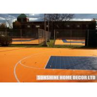Cheap Plastic Recycled Table Tennis Sport Floor / Tennis Court Surface for sale