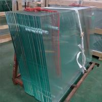 Cheap High Safety Frameless Balcony Balustrade Handrail Ultra Clear Tempered Glass for sale