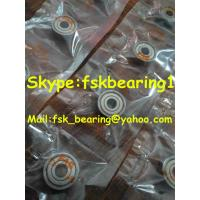 China 627 / 2ZR FAG Micro Ball Bearings Single Row for Automobile and Motorcycle on sale