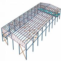 Cheap Galvanized Surface Treatment Prefabricated Steel Structures Hear - Preservation for sale
