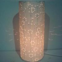 Cheap Ceramic table lamp, special design for home decoration for sale