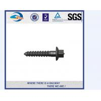 Cheap Self Trapping Track Screw Spikes For Railway And Mining Sleeper for sale