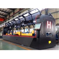 China Prefab Light Steel House Framing System Roll Forming Equipment With Vertex BD Software on sale