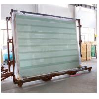 Cheap Laminated Glass Panels / Tempered Safety Glass with Printed Stripes or Dots wholesale