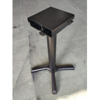 Buy cheap Metal Bistro Table Base Flip Over Table legs Space saving table bases Restaurant from wholesalers