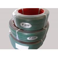 Cheap Corrugated Belt PU Vee Grip Belt with Top Green PVC Surface for sale