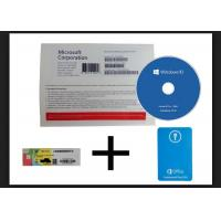 Cheap 100% Original Microsoft Windows 10 Home 32 / 64 Bit DVD Program Download for sale